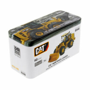 1/87 HO Scale CAT Caterpillar 966M Wheel Loader High Line Diecast Masters 85948