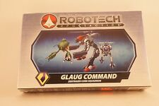 Robotech RPG Tactics GLAUG COMMAND - Zentraedi Core Squadron - Lot 1 New