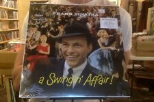 Frank Sinatra A Swingin' Affair! LP sealed 180 gm vinyl RE reissue