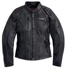 Giacche da donna in pelle per motociclista taglia M