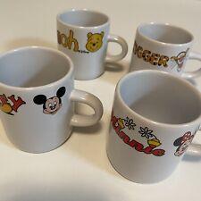 Collectible Disney mini Mugs