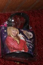Hannah Montana Mini Bucket Purse - Black - Secret Star