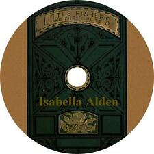 Little Fishers and Their Nets, Isabella Alden Faith Life Audiobook on 1 MP3 CD