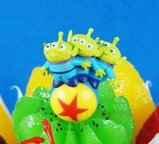 Disney Pixar Toy Story Little Green Men Figure DIORAMA Cake Topper K792