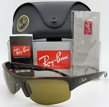 NEW Rayban Sunglasses RB4173 710/73 Tortoise Brown RB 4173 AUTHENTIC Sport Wrap
