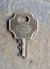 Antique Neverbreak Trunk Key Corbin  #  TF8  Neverbreak Trunk Key TF8 by Corbin