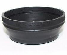 Genuine Vivitar 67mm Collapsible Rubber Lens Hood for 70-210mm f3.8 S232326