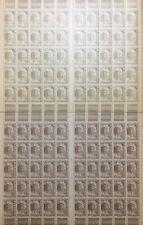 PARAGUAY 1955 SHEET SET 730 - 744 ** CHURGES CATHEDRAL UPU RODRIGUES FLUGPOST