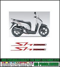 kit adesivi stickers compatibili sh 300 i