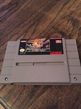 Wing Commander Super Nintendo SNES Game Cart Tested Works SN1