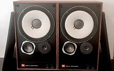 JBL 4311 WX-A Vintage Control Monitor Speakers Pair - See Demo Video