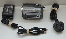 Jvc Everio Gz-Mg132Ek Camcorder Hdd Hard Disc Drive Digital Video Camera Mg132