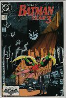 BATMAN  #437 NM UNUSED  L2.54
