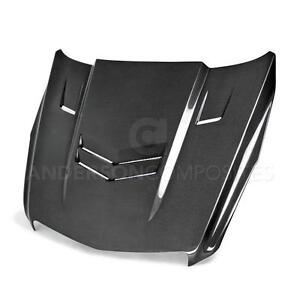 2013-2015 Cadillac ATS Type-VT Carbon Fiber Hood AC-HD13CAATS-VT