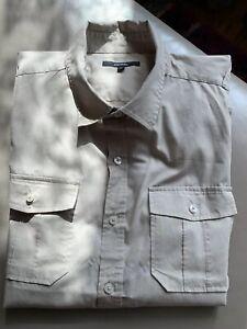 Men Summer Shirt Xl