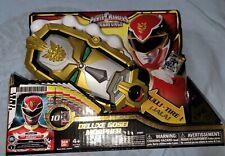 Power Rangers Megaforce Deluxe Gosei Morpher Roleplay Toy Package Wear