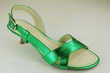 Hogan Sandaletten Shoes Gr 38 Sandalen Slingbacks Schuhe Sandals Ausverkauf Neu