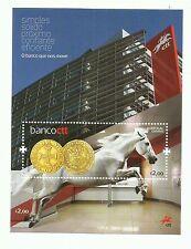 Portugal 2016 - Post Bank CTT S/S MNH