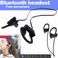 IPX7 Waterproof Bluetooth 5.0 Earbuds Stereo Sports Wireless in Ear Headphones