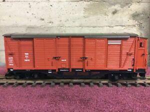 LGB 4063 AUSTRIAN FEDERAL RAILWAY OBB BOX CAR - G SCALE - B