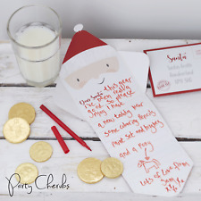 Letter To Santa x 2 - Just attach a stamp and pop in the post