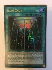 Yu-Gi-Oh lot de 3 cage de fer BLRR-FR012