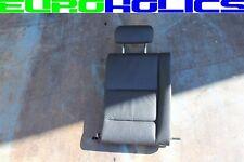 OEM BMW E60 535i 550i 04-10 Right Rear Back Upper Seat Cushion BLACK Leather