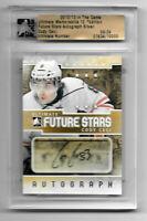 2012-13 Cody Ceci ITG Ultimate Memorabilia Rookie Auto /24 - Toronto Maple Leafs
