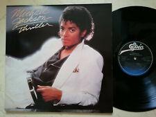 Michael JACKSON Thriller Megarare Dutch Club Edition Foc Vinyl LP 1982