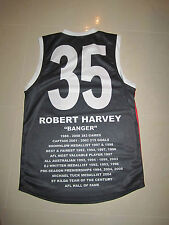 BRAND NEW ROBERT HARVEY CAREER ST KILDA SAINTS FOOTBALL JUMPER
