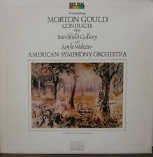Morton Gould conducts his Burchfield Gallery and Apple Waltzes 33RPM  112016LLE