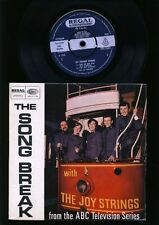 The Joy Strings - The Song Break - ABC Television Series- 7 inch Vinyl - UK