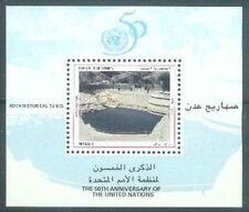 Yemen Republic 1995 ** Bl.15 UNO Vereinte Nationen United Nations