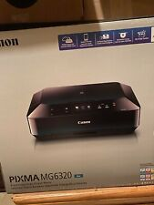 Brand New Canon MG6320 All-In-One Inkjet Printer BLUE