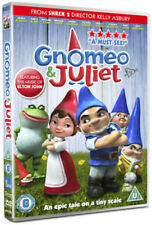 Gnomeo and Juliet DVD (2011) Kelly Asbury