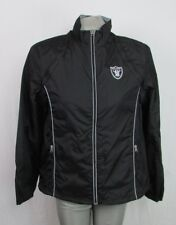 Oakland Raiders 2 in 1 Vest and Jacket Women's M, L NFL