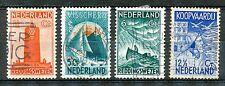 Nederland  257 - 260 gebruikt (3)