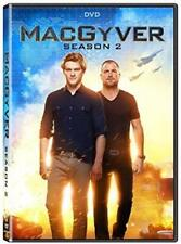 MacGyver(2016)Rebooted Action Series Season 2 Two Second(Dvd,2018,5-Disc Set)New