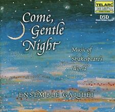ohn I Playford - Come Gentle Night  Music of Shakespeares World [IMPORT] [CD]