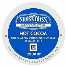 Swiss Miss Milk Chocolate Hot Cocoa, 24 count Keurig K cup Pods FREE SHIPPING