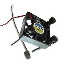 Tivo Roamio & Roamio OTA Quiet Fan KIT 35mm x 10mm 2 Pin + SILICON Mounts FanVan
