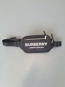 Burberry Logo Print ECONYL Bum Bag