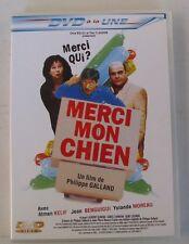 DVD MERCI MON CHIEN - Atmen KELIF / Yolande MOREAU / Jean BENGUIGUI