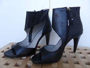 Bronx Pumps Sandalette Sandale Leder Gr. 41  NEU  (075)