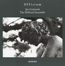 JAN/THE HILLIARD ENSEMBLE GARBAREK - OFFICIUM 2 VINYL LP NEU