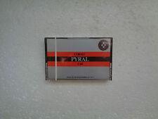 Obscur Vintage Audio Cassette PYRAL Cobalt C60 * Rare From France 1980's *