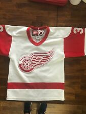 Detroit Red Wings Youth Jersey - Nike - Chris Osgood #30