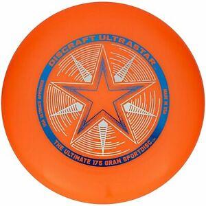 DISCRAFT ULTRA STAR SPORT DISC – ORANGE -175G - FAST & FREE DELIVERY