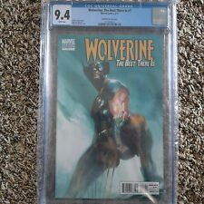 Wolverine: The Best There Is #1 - Dell'Otto variant cover - CGC 9.4