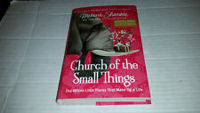 Church of the Small Things by Melanie Shankle (2017) SIGNED Barnes & Noble Ex